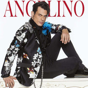 Men's Fashion Luxury Silk Blazer Bees - ANGELINO