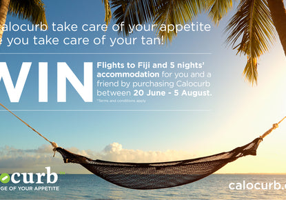 Calocurb Fiji Winter Getaway Promotion Terms & Conditions – Conditions of Entry
