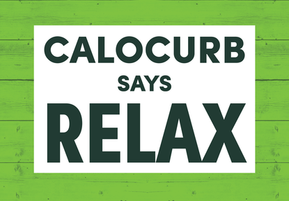 Calocurb Says Relax