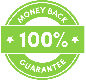 Calocurb 30 Day Money-back Guarantee