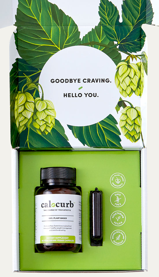 Buy Calocurb Capsules NZ