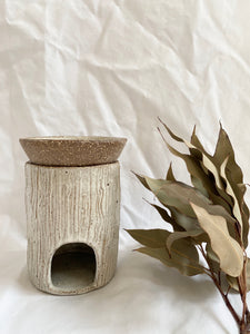 Comfort and calm - ceramic oil burner