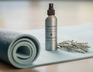 Bondi Wash - yoga mat spray