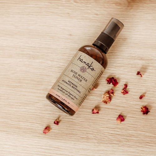 Hanako Rose Water Toner