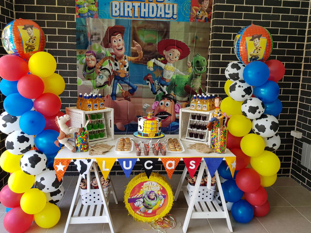 Toy Story Lucas 1st Birthday