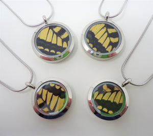 Oregon Swallowtail Locket