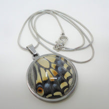 Anise Swallowtail Pendant Necklace