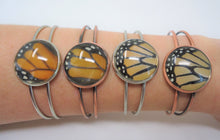 Monarch Butterfly Bracelet