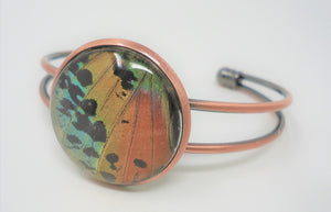Madagascan Sunset Moth Bracelet
