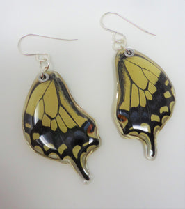 Oregon Swallowtail Resin Earrings