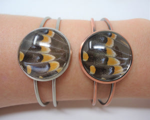 Palamedes Swallowtail Butterfly Bracelet