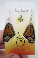Viceroy Butterfly Resin Earrings