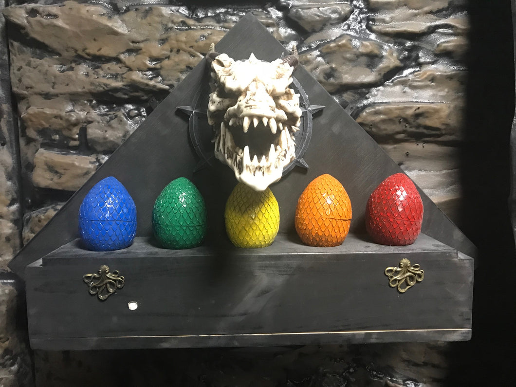 Medieval Dragon Egg Puzzle