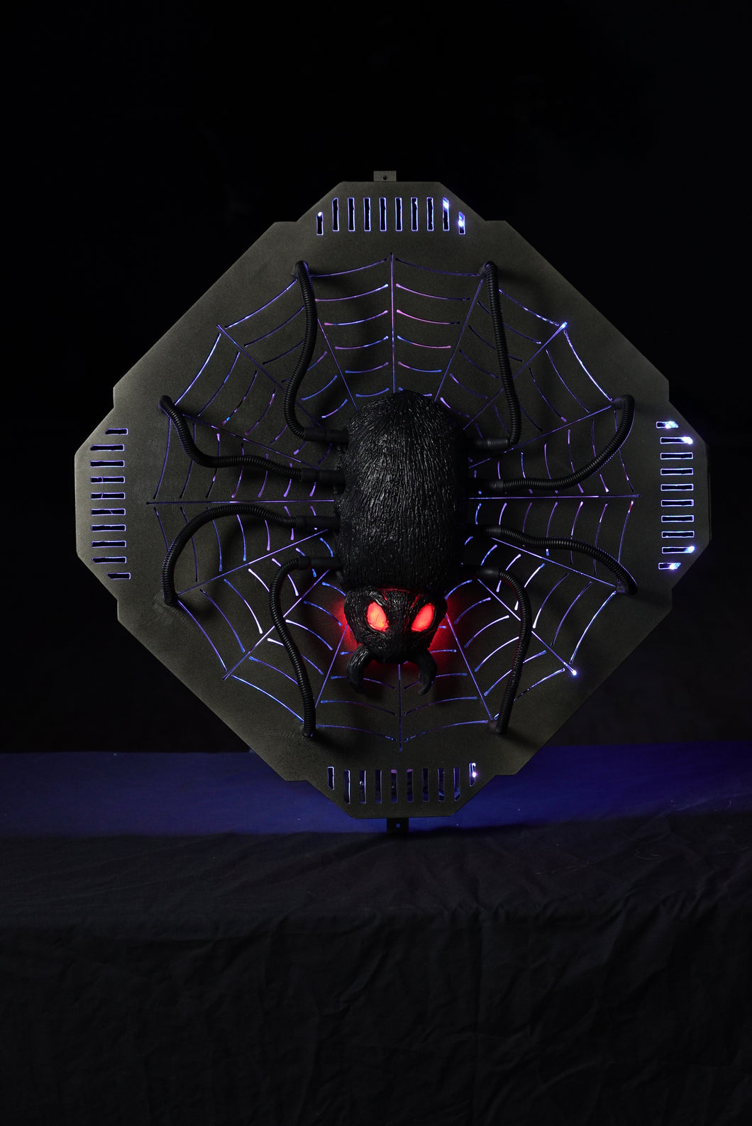 Spider's Secret Escape Room Puzzle