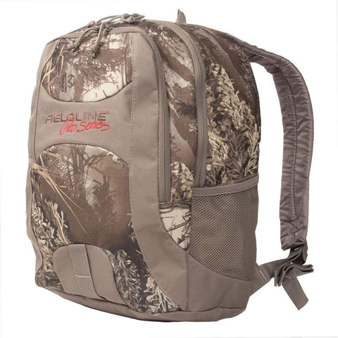 Fieldline Pro Series Matador 29 Liter Camo Hunting Gear Backpack, Realtree MAX