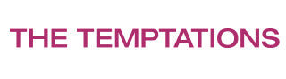 The Temptations mobile logo