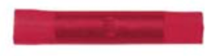 8679-3600: Red Nylon Crimp Seamless Butt Connector
