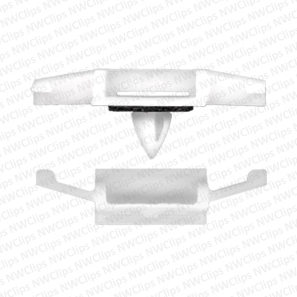 C21 - Honda Acura Nylon Windshield & Drip Moulding Clip With Sealer