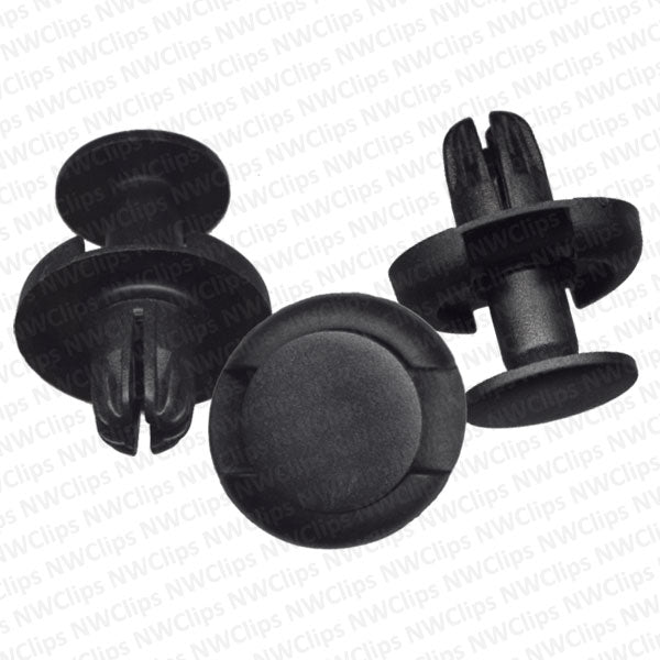 C31 - Ford & Honda Compatible Engine, and Fender Liner Black Nylon Clips