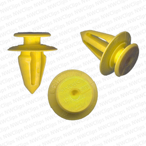 D39 - VW Audi Door Panel Retainer Clips