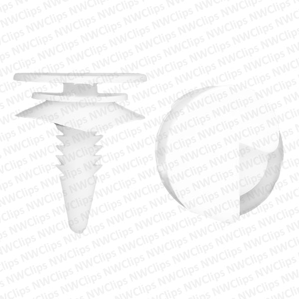 8615-5264: D46 - GM Door Panel Clips