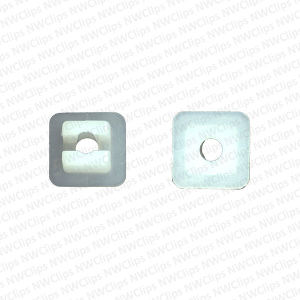 G02 - Honda, Acura Engine Compartment Natural Nylon Screw Grommets - Qty. 1