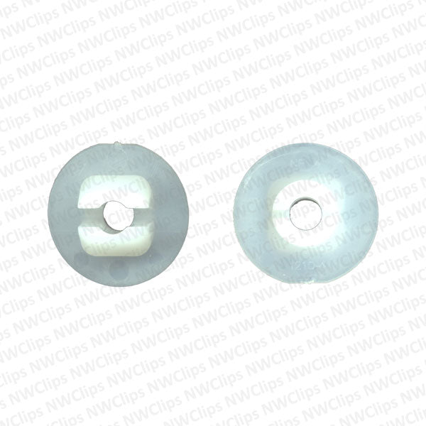 G03 - Toyota, Lexus, Scion Headlight Mounting White Nylon Screw Grommets - Qty. 1