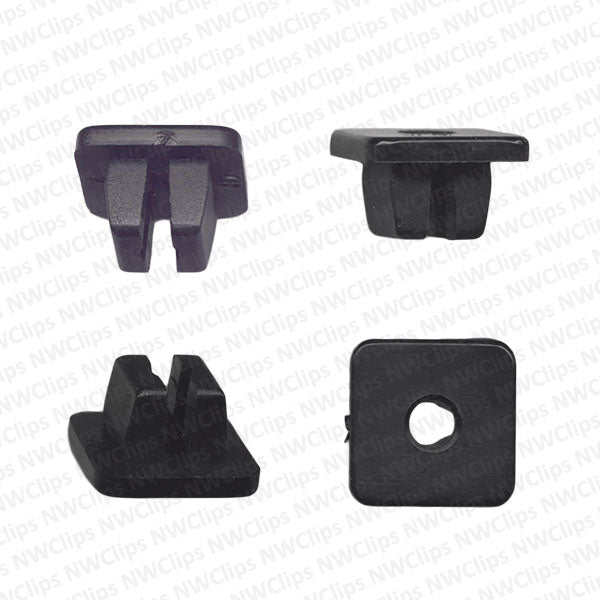 G05 - Toyota, Scion Universal Use Black Nylon  Screw Grommet