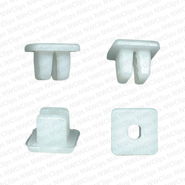 G06 - Honda, Mazda, Nissan & Toyota Universal Use Natural Nylon Screw Grommets - Qty. 1
