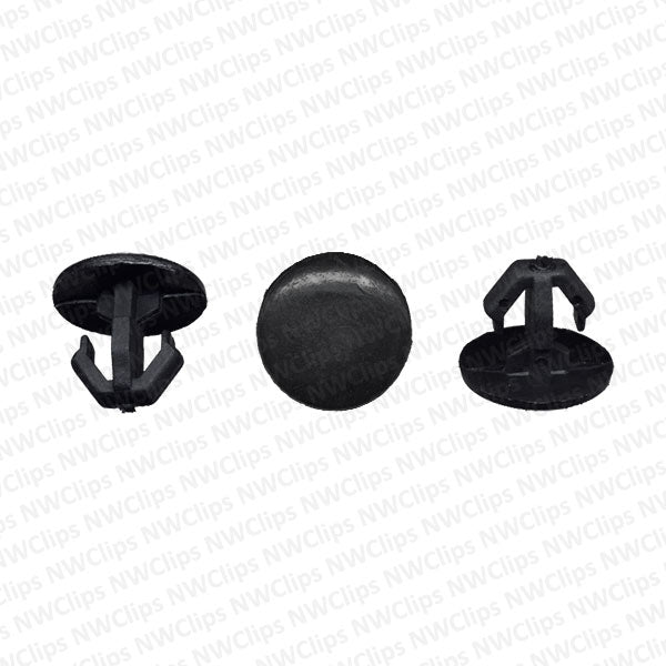 H4 - Honda, Acura Replacement Hood Lace Weatherstrip Retainer Clips