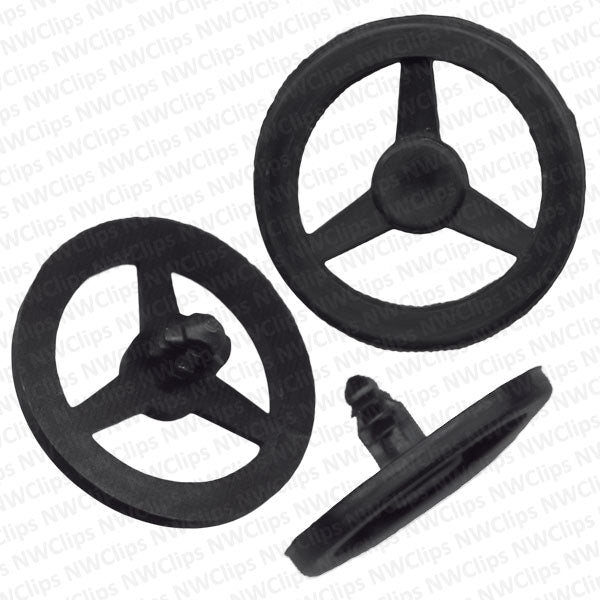 H13 - Nissan Hood Insulation Retainers