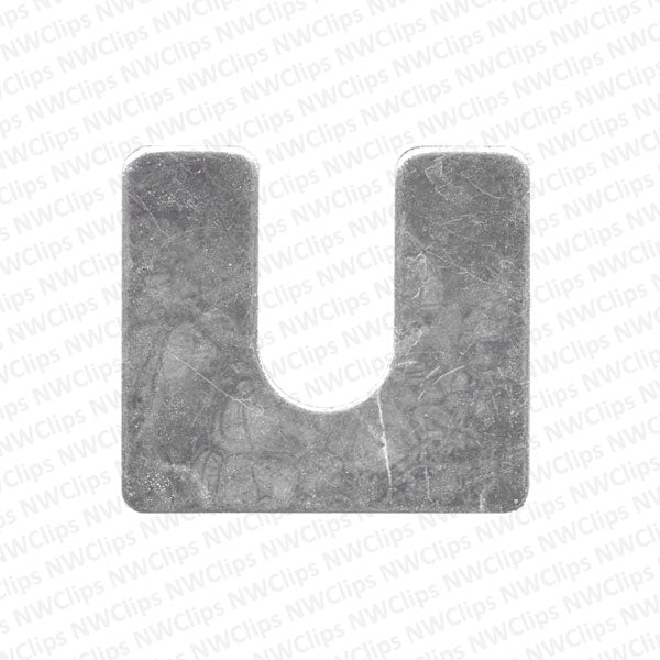 M02 - GM Universal Use Bright Zinc Finish Steel Body Shims