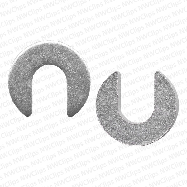 M04 - Universal Makes Universal Use Bright Zinc Finish Steel Body Shims - Qty. 1