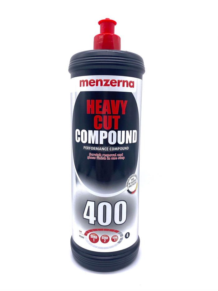 MENZERNA FAST CUT & POLISH COMPOUND 400