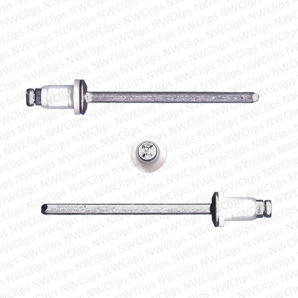 R05 - Toyota Special Purpose Nylon Capped Aluminum-Steel Pop Rivets