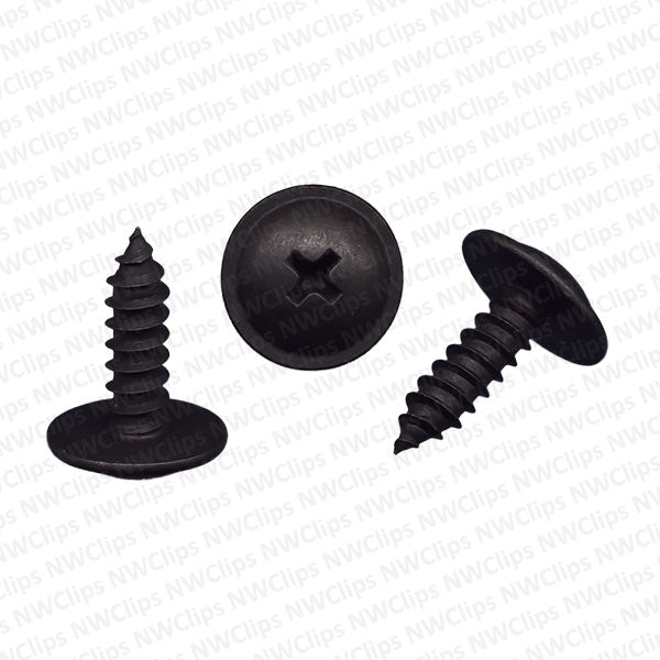 S02 - Universal Use  Wide Head Phillips Truss Head Body Screws