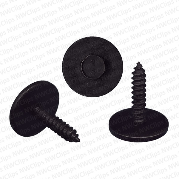 S04 - GM, Ford & Universal Loose Washer 7mm Hex Head Body Screw