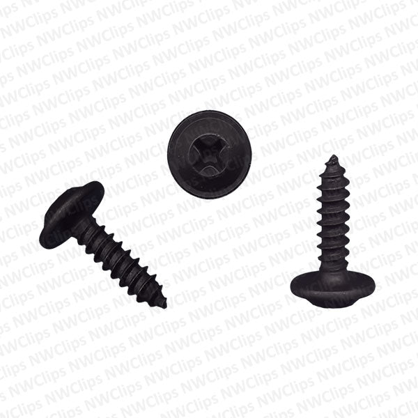 S11 - Ford, GM, Chrysler Universal Use  Phillips Head Trim Screws