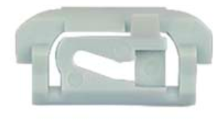 B986 - GM Chevrolet Rear Windshield & Backlite Reveal Moulding Clip