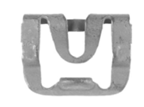 B825 - GM Chevrolet Rear Window, Backlite Reveal Moulding Clip