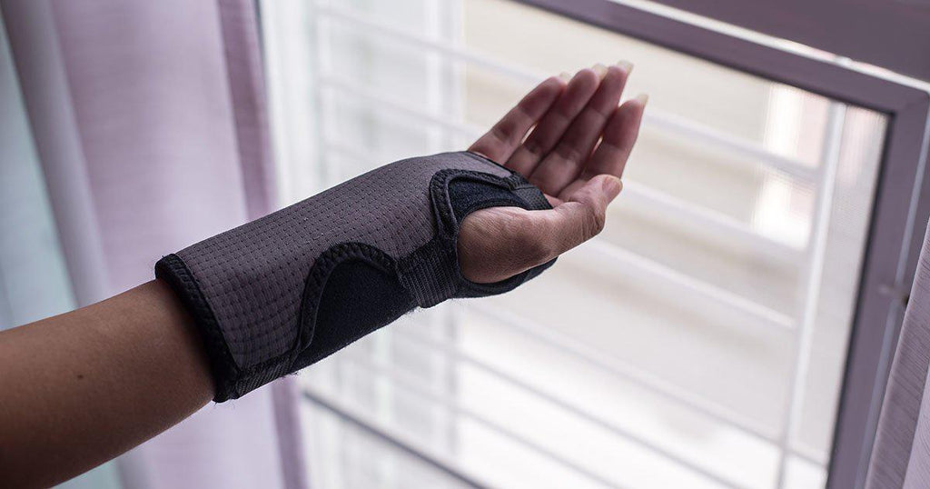 The Ideal Wrist Brace For Carpal Tunnel Syndrome