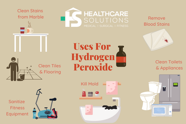 Why You Should Use Hydrogen Peroxide Cleaner for Your Office and Home