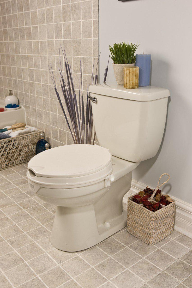 LOOK Series Raised Toilet Seats
