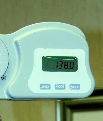 Digital Scale for Stature Professional Patient Lift