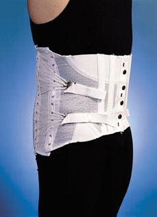 Men's Lumbo Sacral Support, 2 Pull,  Lightweight Material