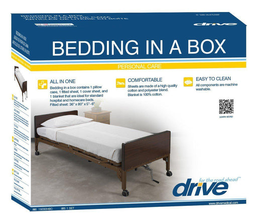 Hospital Bedding in a Box