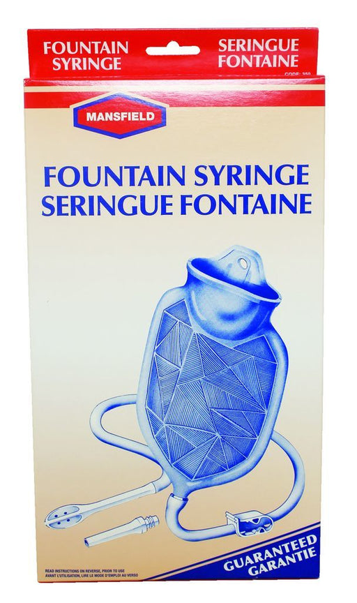 Mansfield Fountain Syringe