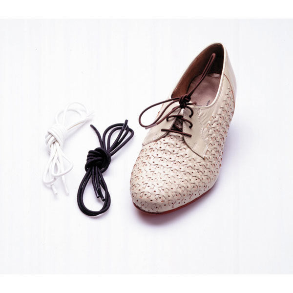 Brown Elastic Shoe and Sneaker Laces  rtl2051