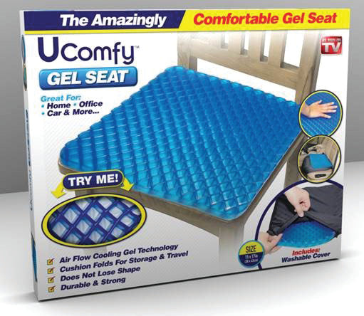 Comfy Gel Seat Cushion
