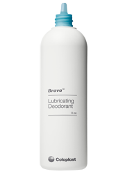 12060 Brava Lubricating Deodorant, 7.5ml Sachet, 20/BX